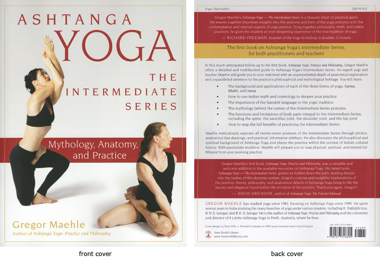 Mitahara: Ashtanga Yoga: The Intermediate Series